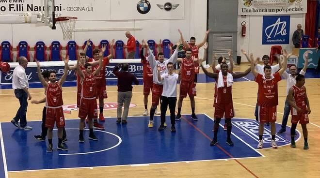 etrusca basket san miniato cecina gennaio 2020