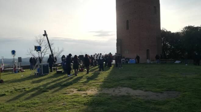 Eugenio Giani presenta da San Miniato la sua campagna elettorale a presidente della Toscana 2020