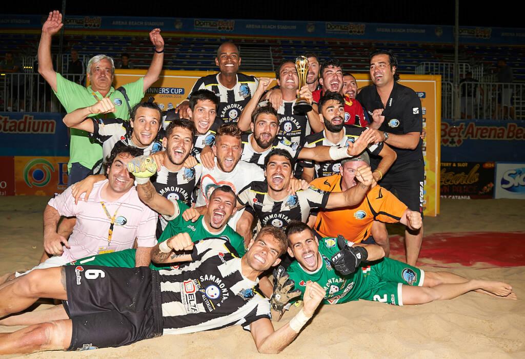 Euro Winners Cup 2016 Viareggio