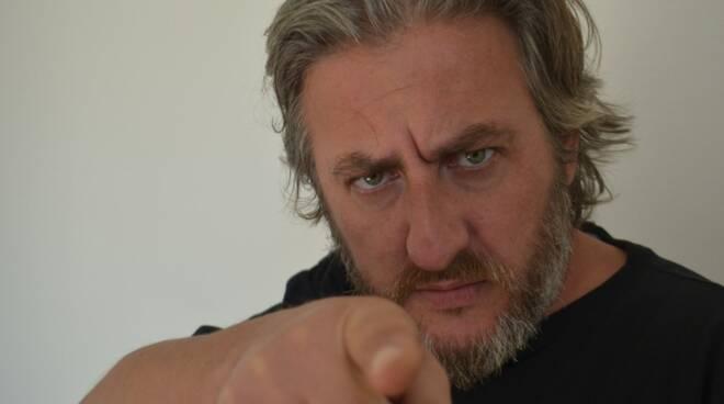 Fabio Monti Lampedusa teatro dei Differenti Barga