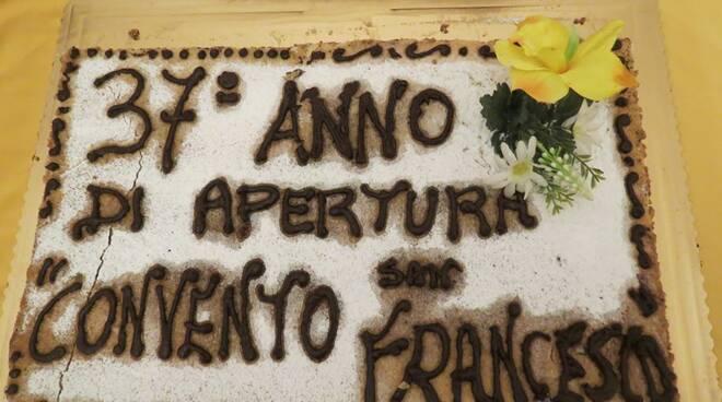 Festa Rsa Borgo a Mozzano convento di San Francesco