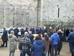 Folla ai funerali dei coniugi Grazzini