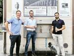 Fontanello dell'acqua a Lucca