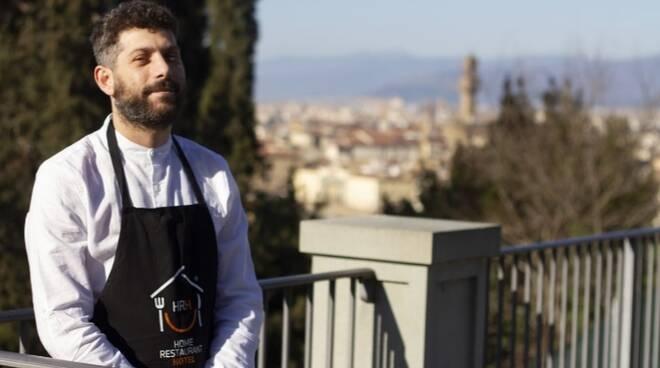 Gaetano Campolo Ceo di Home Restaurant Hotel