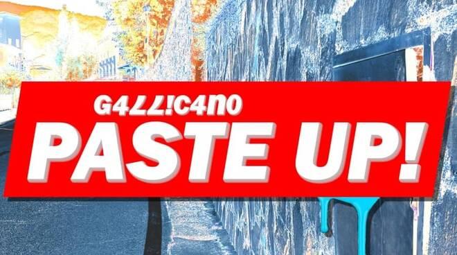 Gallicano Paste Up