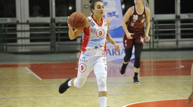 Gesam azione basket serie A1 femminile