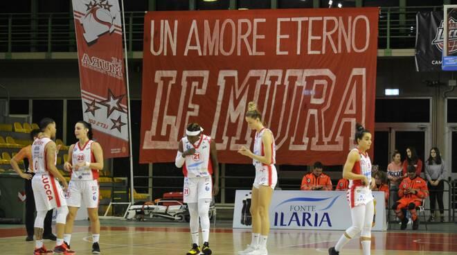 Gesam Gas Basket Le Mura serie A1 femminile