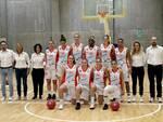 Gesam Gas Lucca Le Mura basket A1 femminile squadra