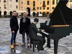 Giacomo Puccini piazza Anfiteatro app smartphone
