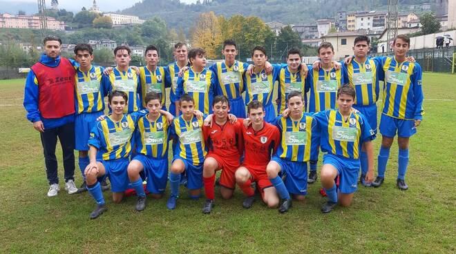 giovanissimi provinciali 2005 Castelnuovo Garfagnana