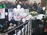 I funerali di Giulia Salotti a Borgo a Mozzano