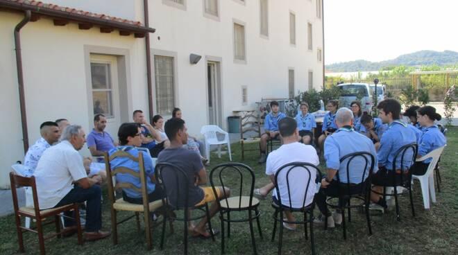 incontro casa san Francesco San Pietro a Vico Lucca