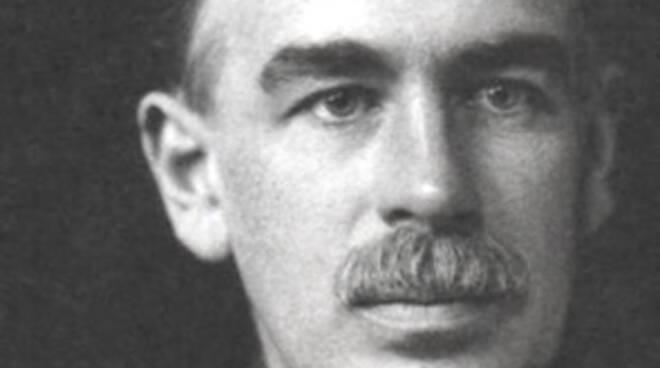 Keynes saggio La Malfa Villa Rossi Lucca