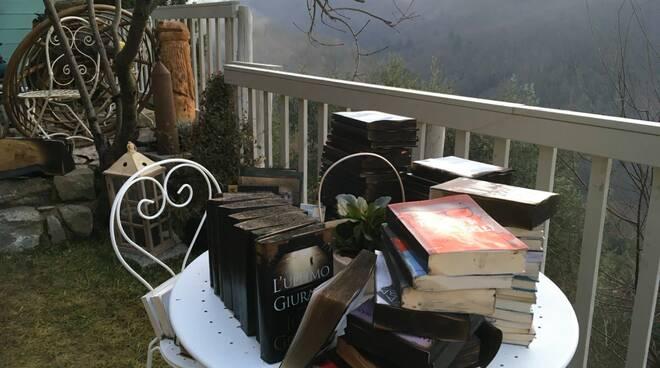libri bruciati Lucignana Libreria Sopra La Penna