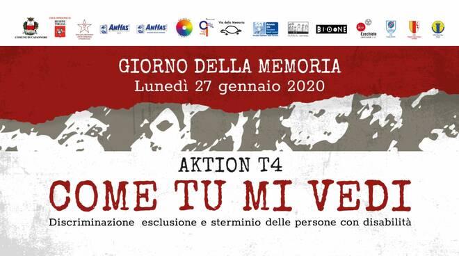manifesto iniziative memoria Capannori 2020