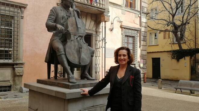 Maria Talarico nuova presidente Boccherini Lucca