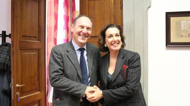 Maria Talarico presidente istituto Boccherini passaggio di consegne