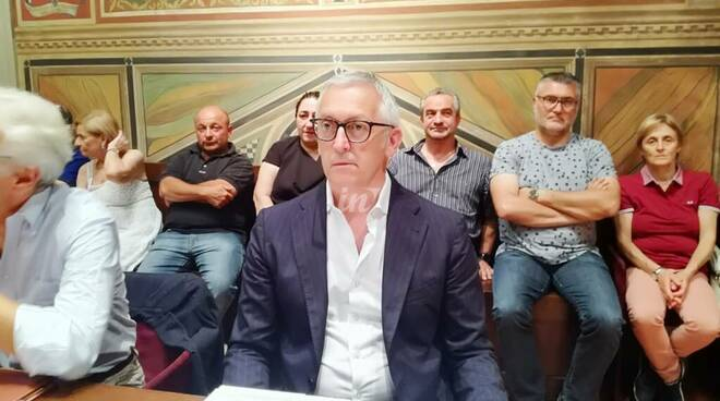 michele altini consiglio comunale san miniato forza italia