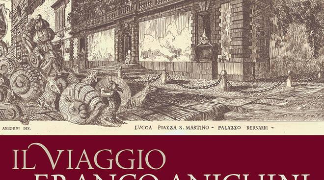 mostra Franco Anichini Palazzo delle Esposizioni Lucca