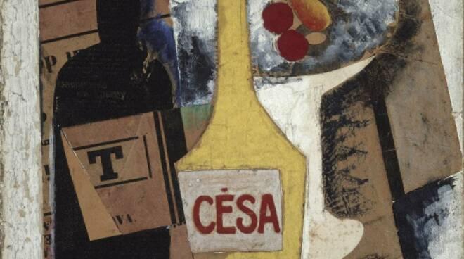 Mostra Lu.C.C.A. Novecento Toscana Soffici Viani