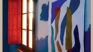 mostra waldon al teatro quaranthana di san miniato