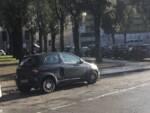 multe in piazzale Verdi