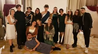 Notte bianca dei licei classici al Machiavelli di Lucca