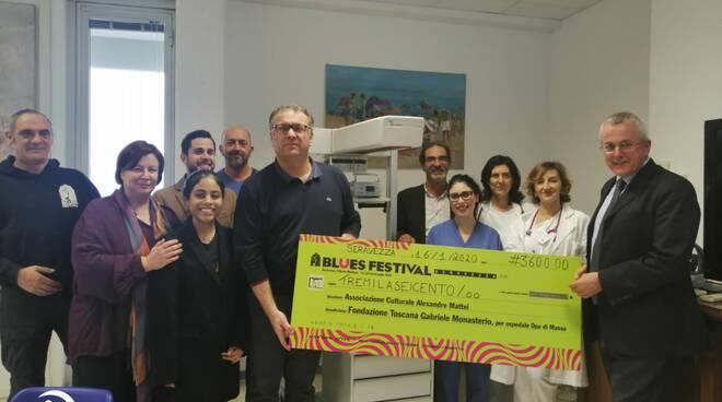 Opa di Massa Alexandre Mattei donazione Fondazione