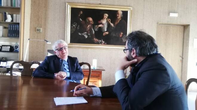 Oriano Landucci intervista Enrico Pace Fondazione Bml