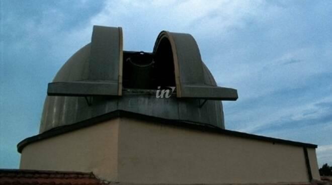 osservatorio tavolaia cupola