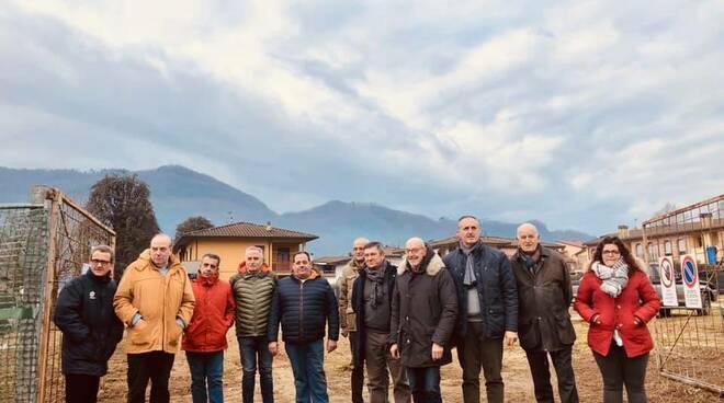 Partiti i lavori per il nuovo centro sanitario a Fornoli