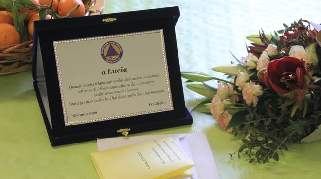 pensione Lucia Giuntoli Comune di Lucca