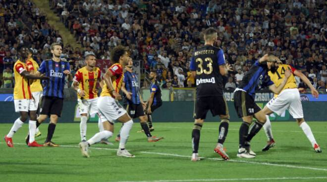 Pisa Benevento Juve Stabia calcio serie B