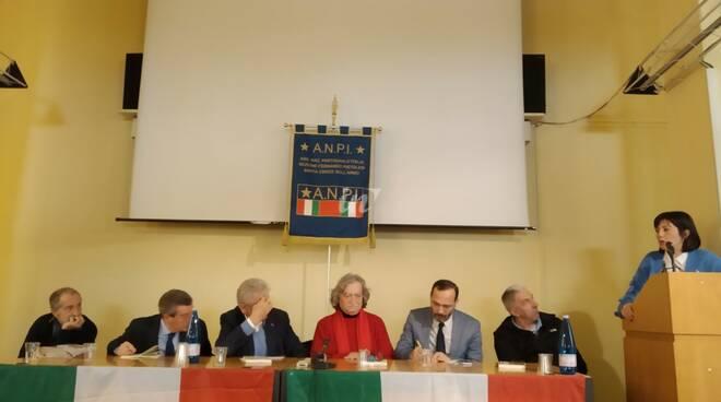 Politica e religione nel libro di Vannino Chiti, presentato dall'Anpi a Santa Croce sull'Arno