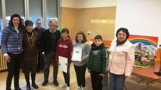 premiazione presepi Asl Toscana Nord Ovest