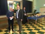 premiazione scuola media Leonardo Da Vinci concorso scolastico foto testi