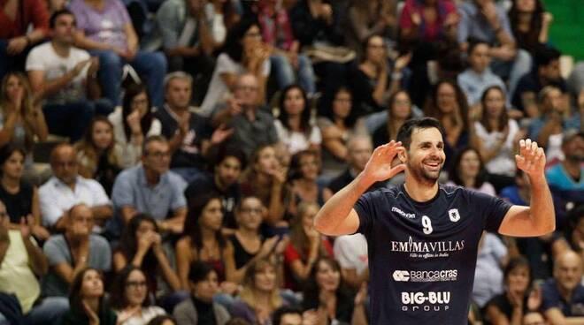 Renato Russomano Dos Santos lupi volley