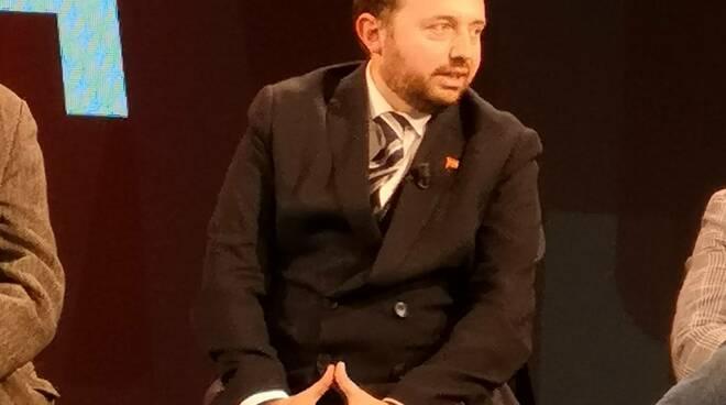 segretario provinciale della Lega firenze Alessandro Scipioni
