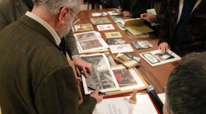Sorprese tra le pagine mostra di Roberto Innocenti a CasaConcia