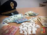 spaccio droga Forte dei Marmi cocaina polizia 1 gennaio 2020