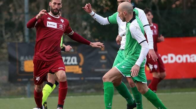 Tau Calcio Pro Livorno Eccellenza calcio 19 gennaio 2020