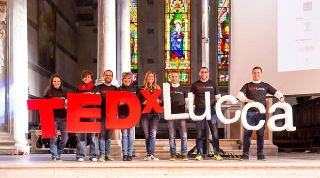 TEDx Lucca conferenza auditorium San Romano Lucca