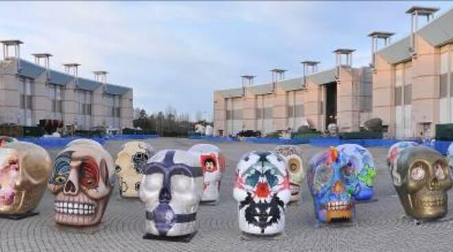 The skull parade