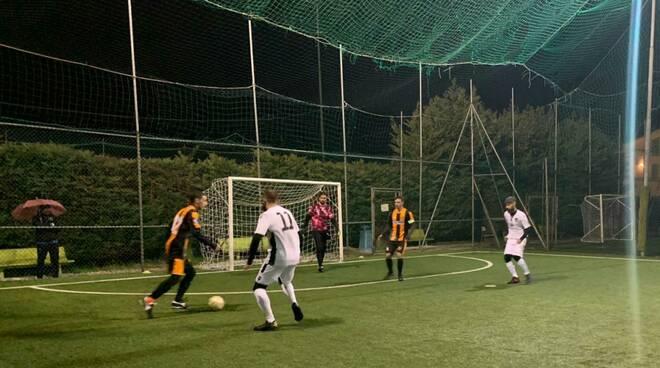 Toringhese calcio a cinque serie D 2020