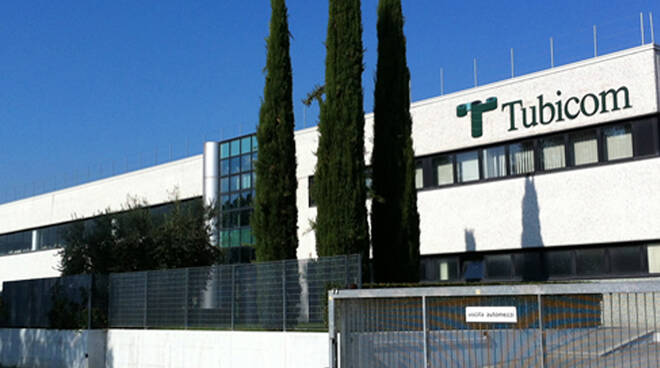 Tubicom Spa cessione industria Marlia