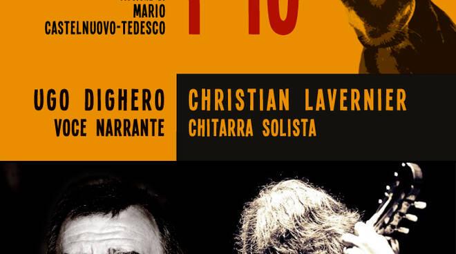 Ugo Dighero Platero y yo Artè Capannori
