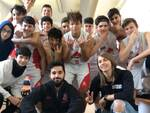 under 16 Polisportiva Capannori basket
