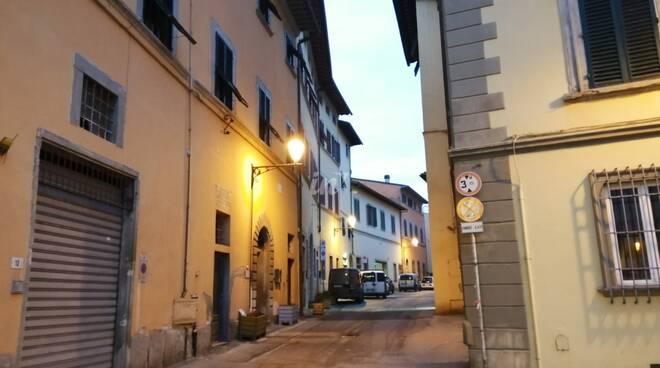 via battisti centro storico san miniato