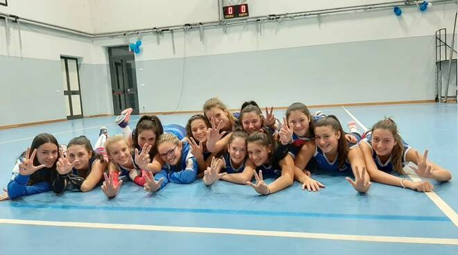 Volley Barga pallavolo femminile under 16