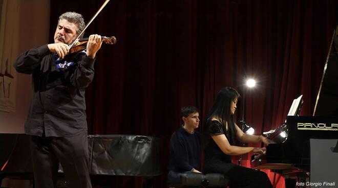 Aml concerto ricordo Bruno Vangelisti 100 anni nascita